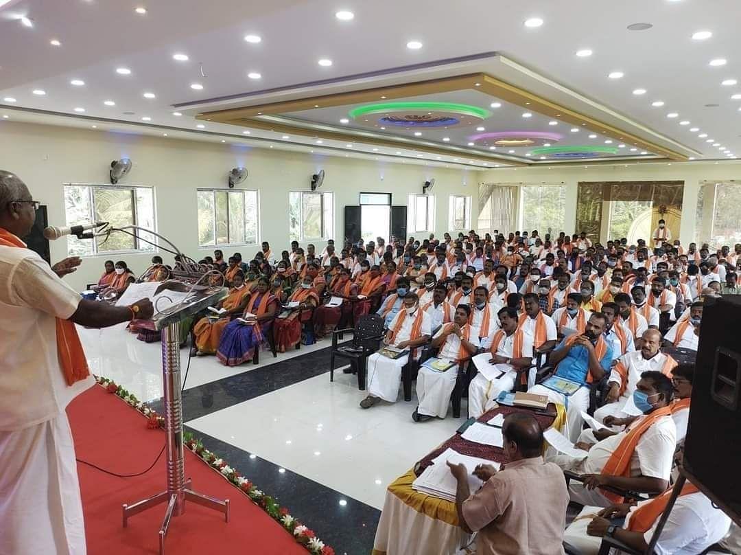 குமரி பா.ஜ.க செயற்குழு கூட்டம்