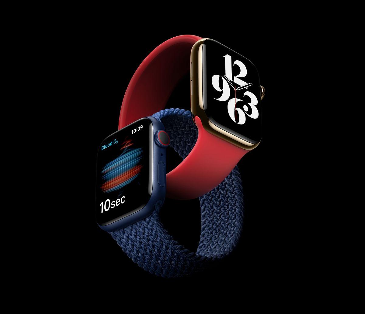 ஆப்பிள் வாட்ச் சீரிஸ் 6| Apple Watch Series 6