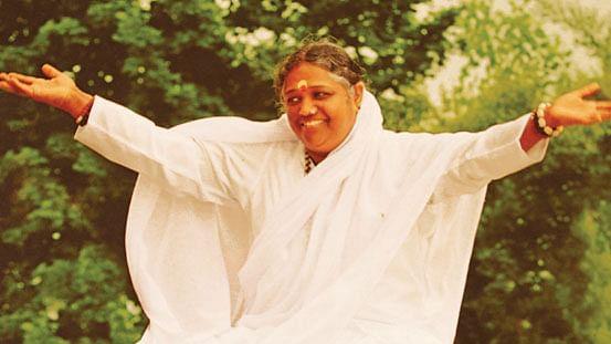 ஸ்ரீமாதா அமிர்ந்தானந்தமயி