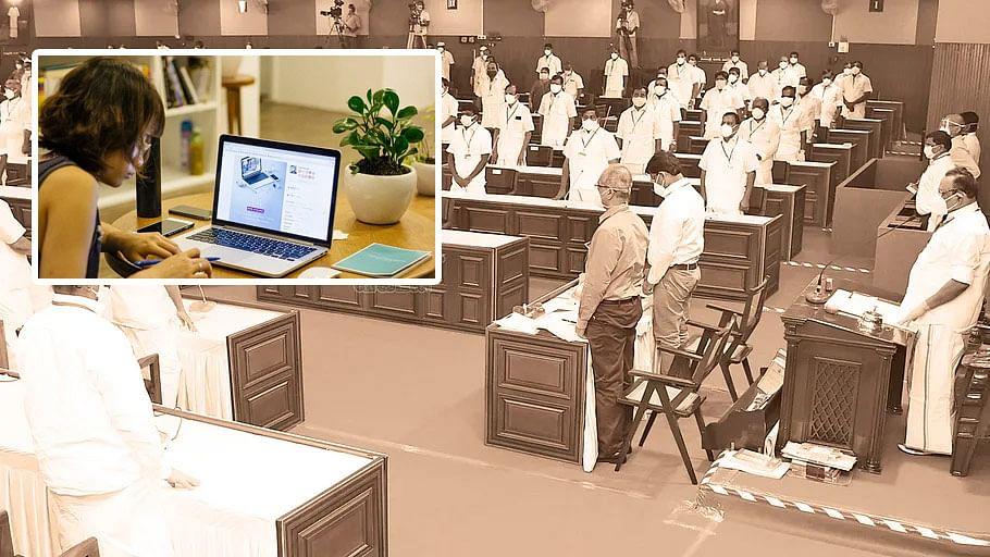 கொரோனா அதிர்வுகள்: புத்தம்புது சபை to #WorkFromHome பாதிப்புகளும் தீர்வும்!