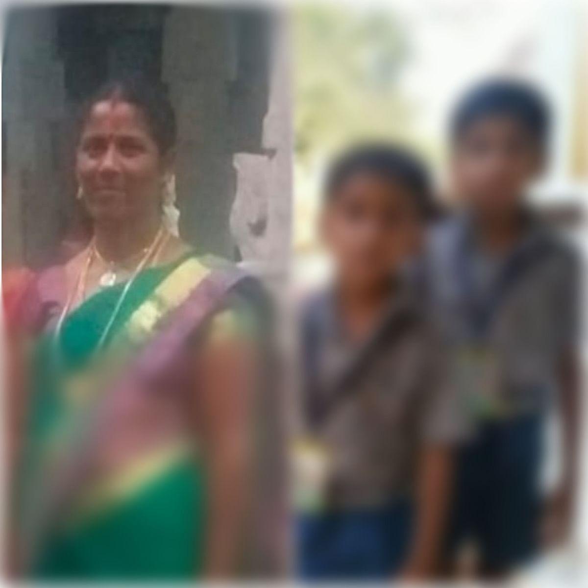 ராதா, அபிருத், அபிஷேக்