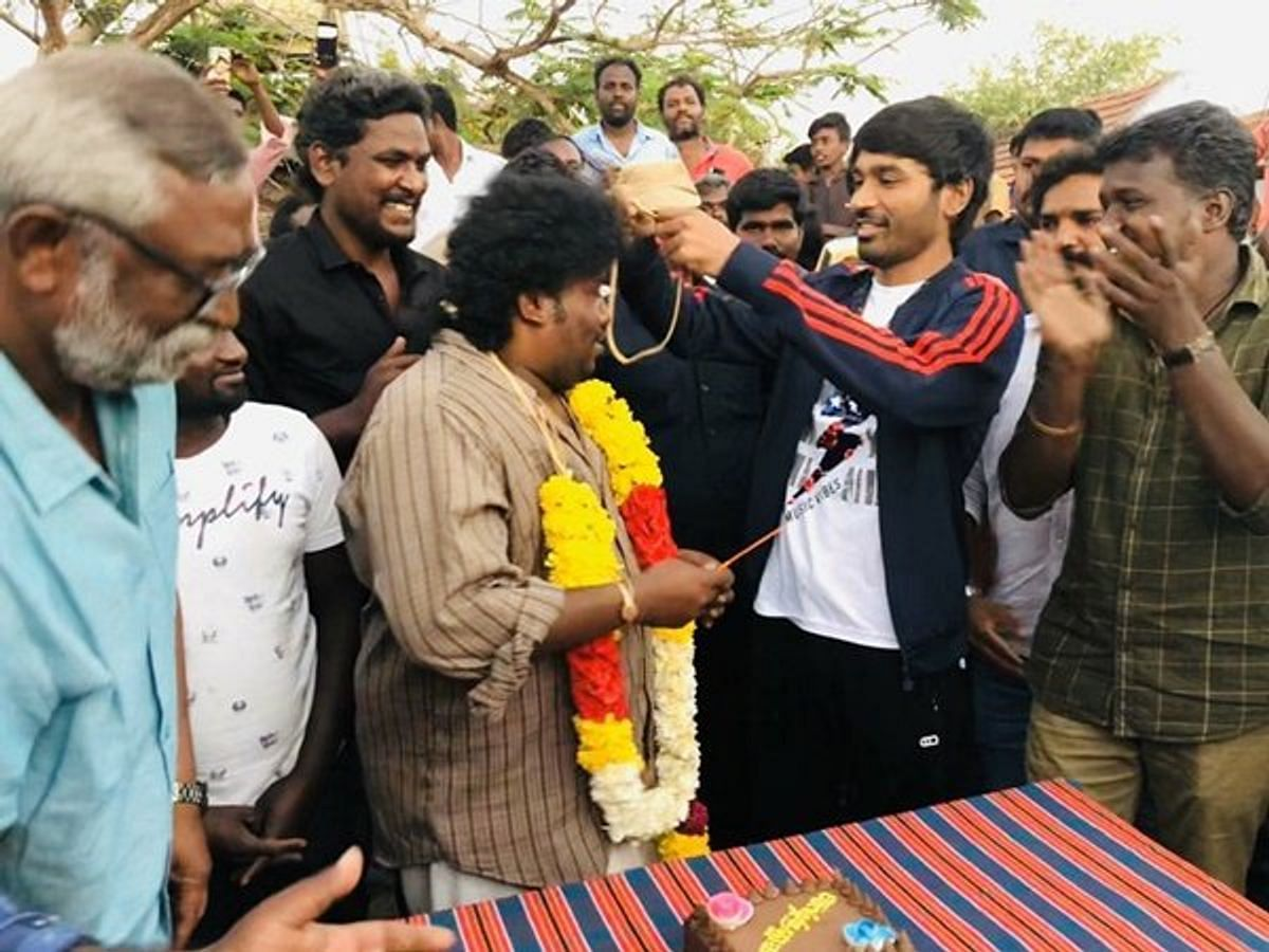 Karnan Movie Shooting Spot