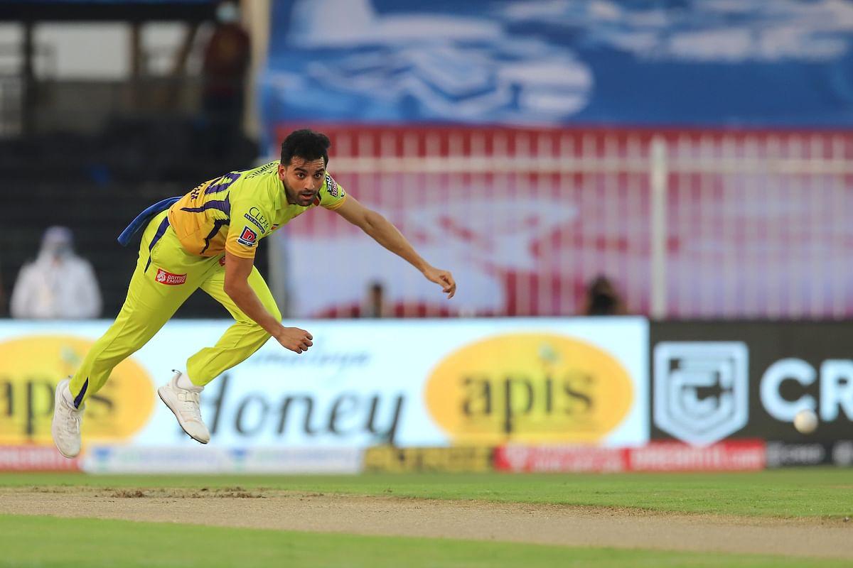 Deepak Chahar | CSK Bowling