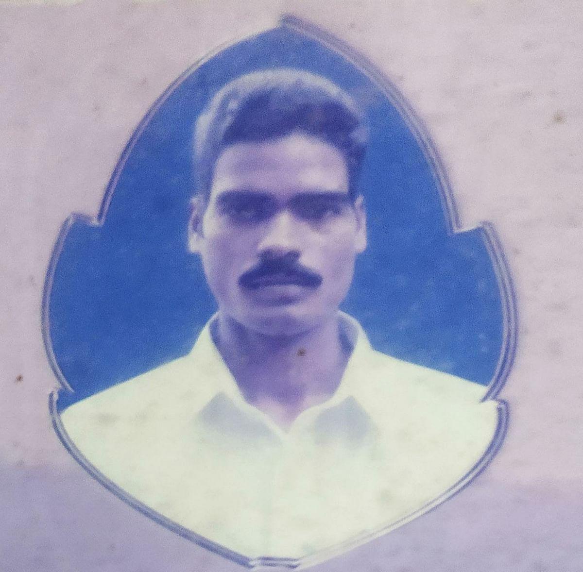 தற்கொலை செய்துகொண்ட ராஜசேகர்