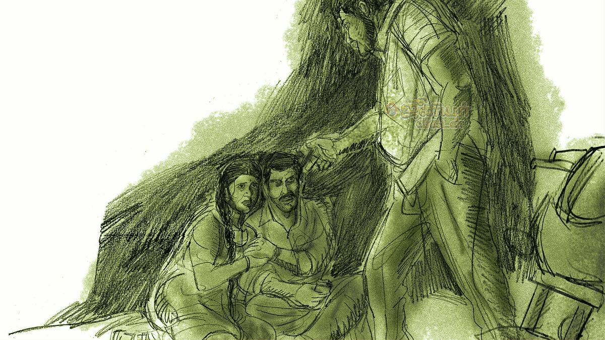 மாட்டிக்கொண்ட `மூணு ஆப்ஷன்' பிச்சைமணி!