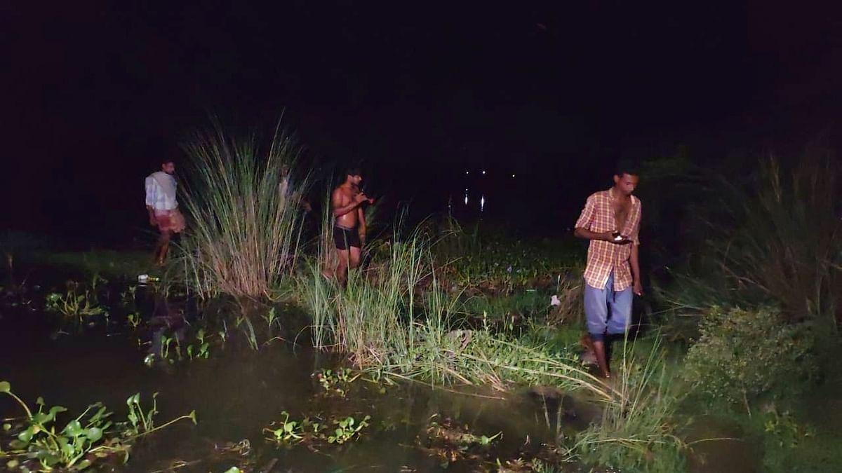 முனுசாமியைத் தேடும் மீட்புக்குழுவினர்