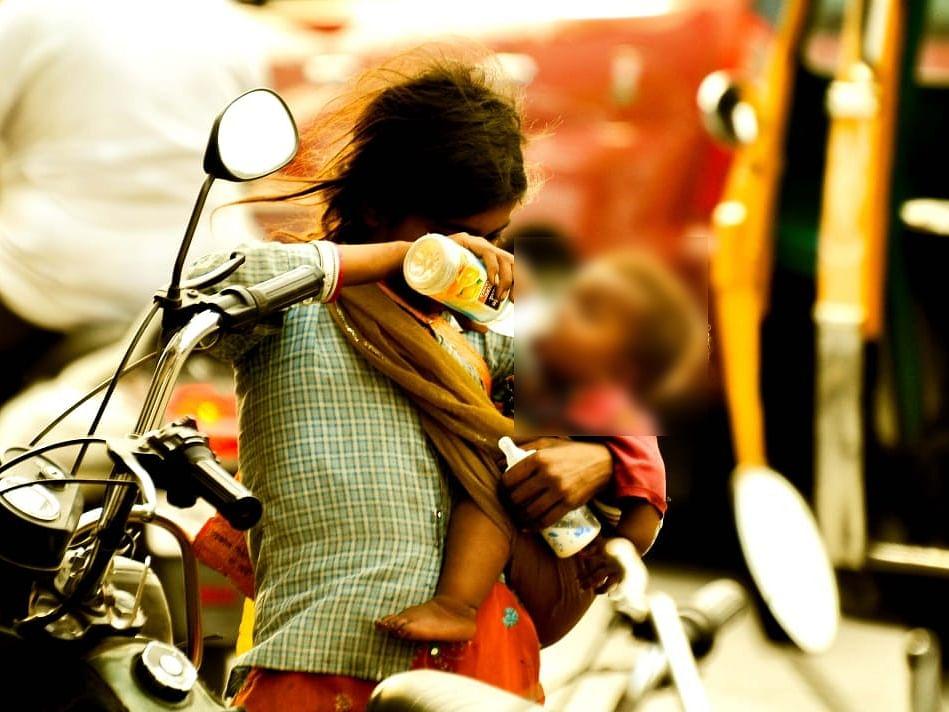 Hunger Index: `பணக்காரர்களுக்கான அரசு; கேலிக்குரிய நாடாக்கிவிடும்!' - மோதும் பா.ஜ.க - காங்கிரஸ்