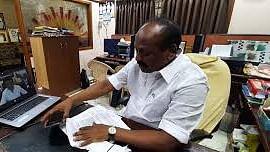 கே.கே.நகர் தனசேகரன்