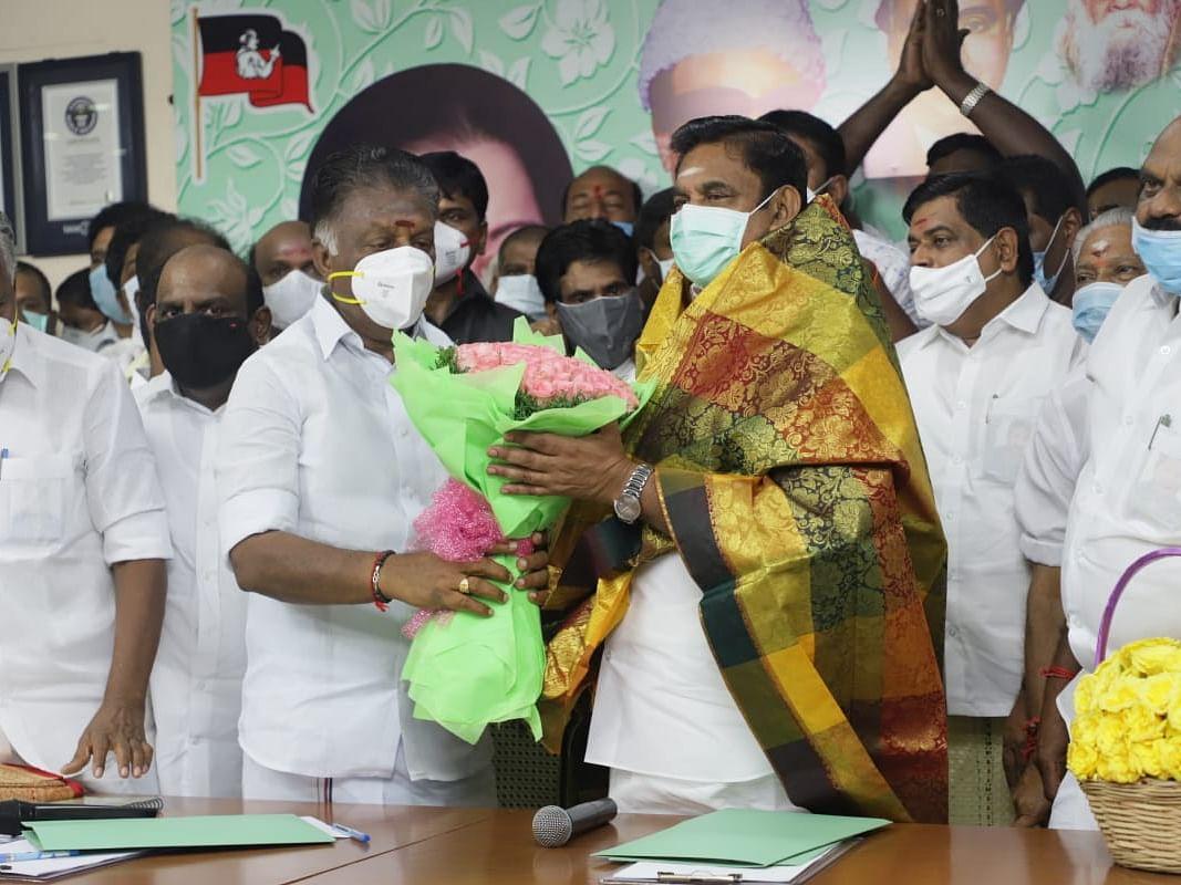 அ.தி.மு.க முதல்வர் வேட்பாளராக இ.பி.எஸ் அறிவிக்கப்பட்டது பற்றி மக்கள் கருத்து? #VikatanPollResults