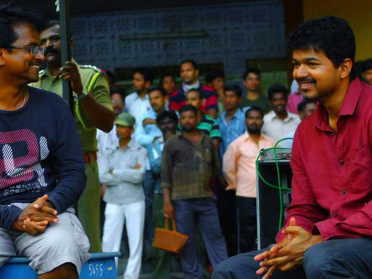 #Vijay65 முருகதாஸை மாற்றியது 25 கோடிகளா... நடந்தது என்ன?!