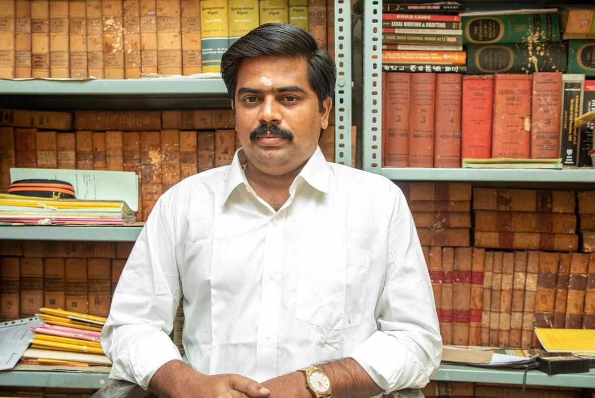 வழக்கறிஞர்  கிஷோர்