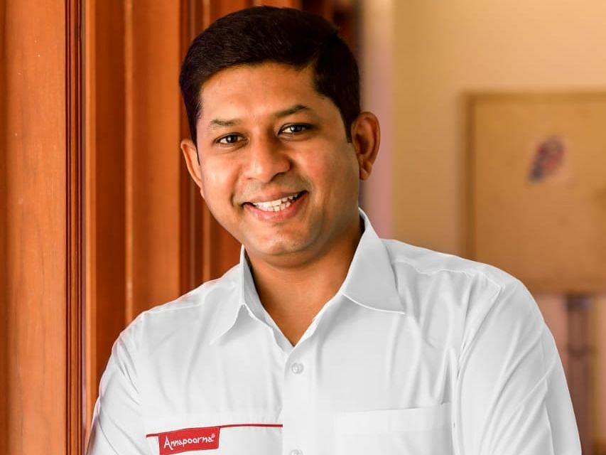 `Annapoorna' Vijay Prasad