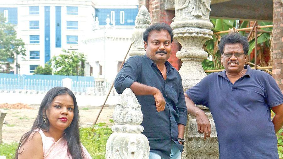 ஷாலின் - பாக்கியம் சங்கர் - கரன்கார்க்கி