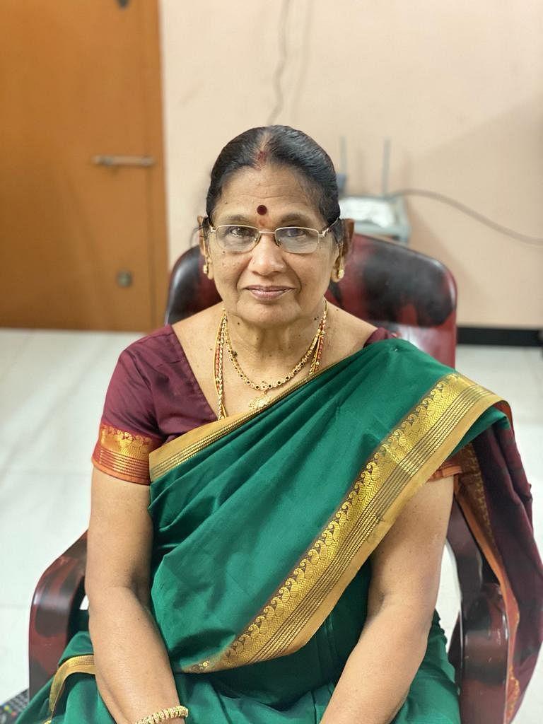 சமையல் கலை நிபுணர் சரஸ்வதி ராமசாமி