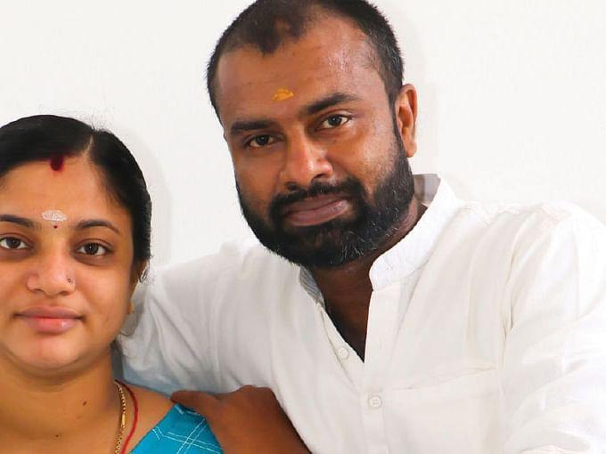 ஸ்ரீஜா - மனு