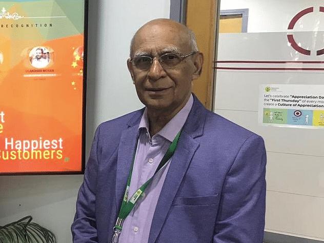 77 வயதில் சம்பாதித்த ₹3,700 கோடி... `ஐ.பி.ஓ ஸ்டார்' அசோக் சூட்டாவின் கதை!