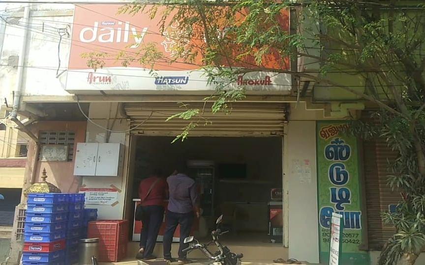 சென்னை: ஐஸ்கிரீம் முதல் லேப்டாப் வரை! - அடுத்தடுத்து நடந்த திருட்டால் அதிர்ச்சி