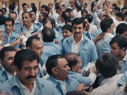 ஆன்ட்டி ஹீரோ ஹர்ஷத் மேத்தாவின் பயோபிக்..! - சோனியின் வெப்சீரிஸ் எப்படி?