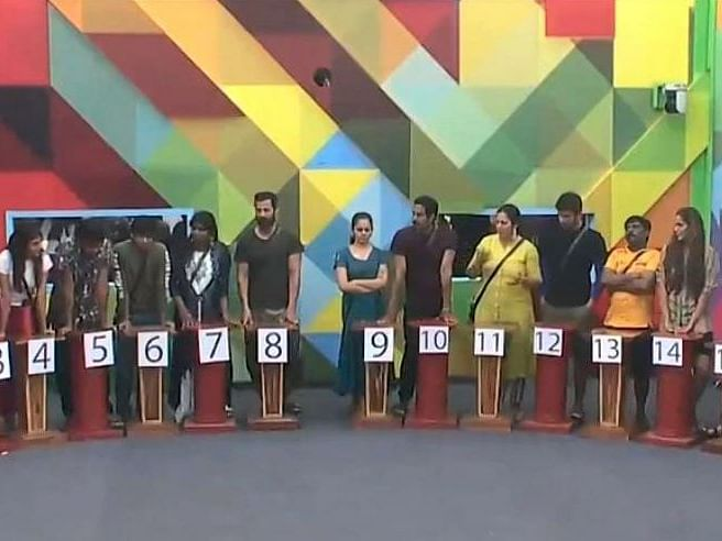 Ranking from 16 to 1: BIGG BOSS TAMIL 4: Day 19: Highlights