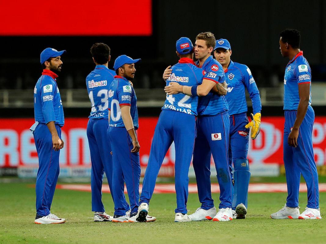 IPL 2020: டெத் பௌலிங்கில் மிரட்டிய டெல்லி... நார்க்கியா வேகத்தில் பம்மிப் பதுங்கிய ராஜஸ்தான்! #DCvRR