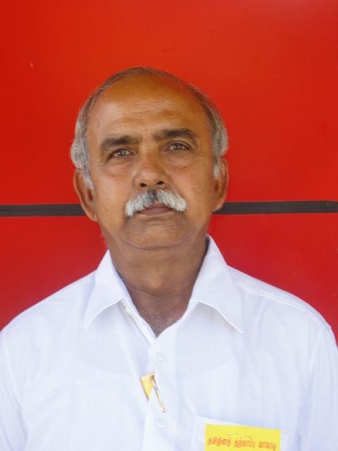 கி. வெங்கட்ராமன்