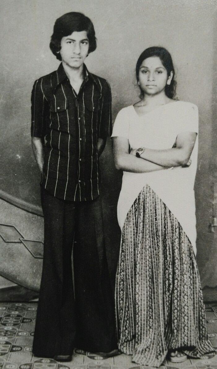 Shafi Munna and S.Chandini Bi