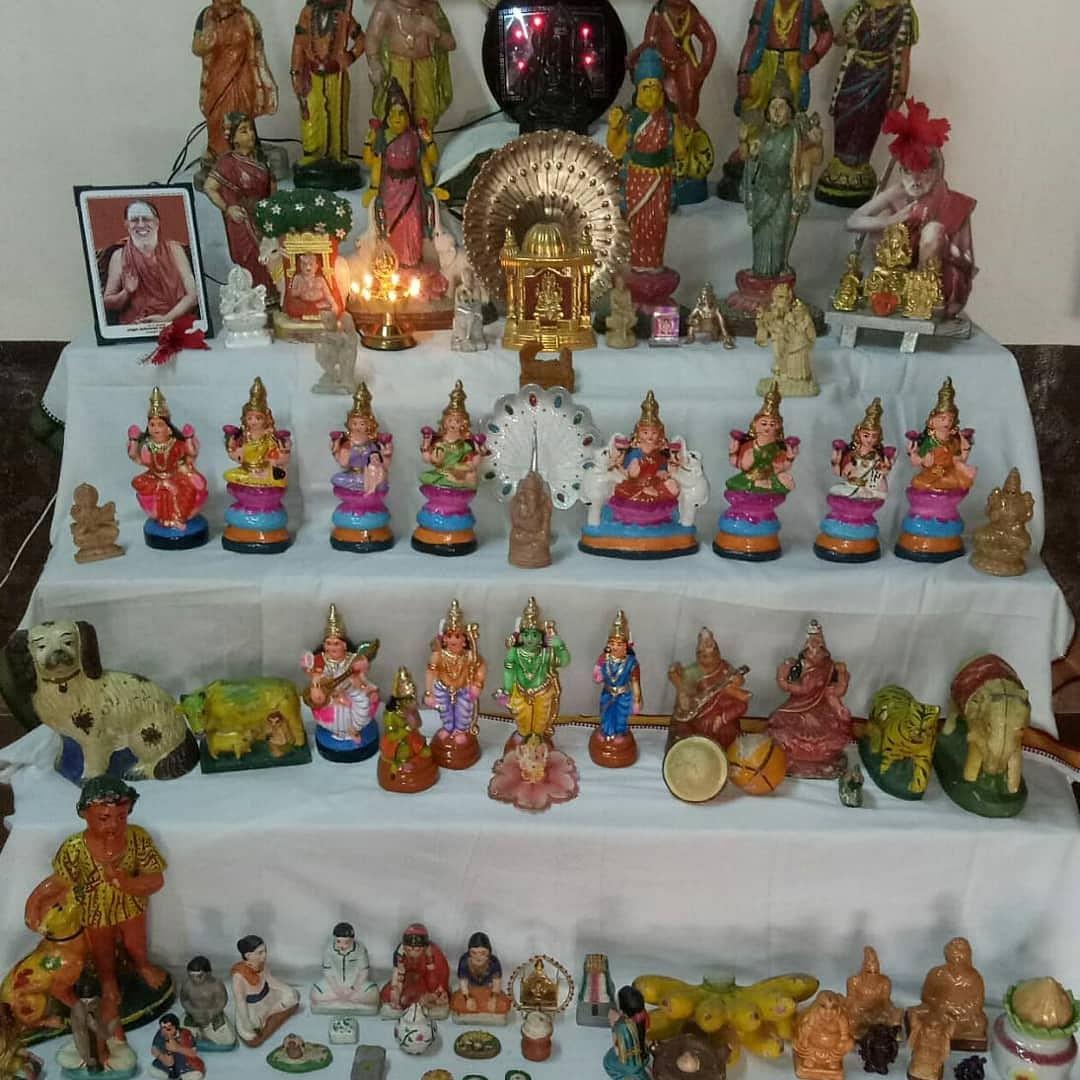நவராத்திரி கொலு