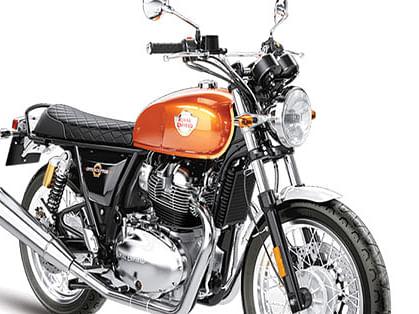 ராயல் என்ஃபீல்டு இன்டர்செப்டர் 650 BS-6