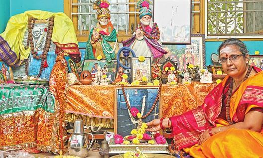 ஷீர்டி ஸ்ரீசாயி சத்யநாராயண  பூஜை