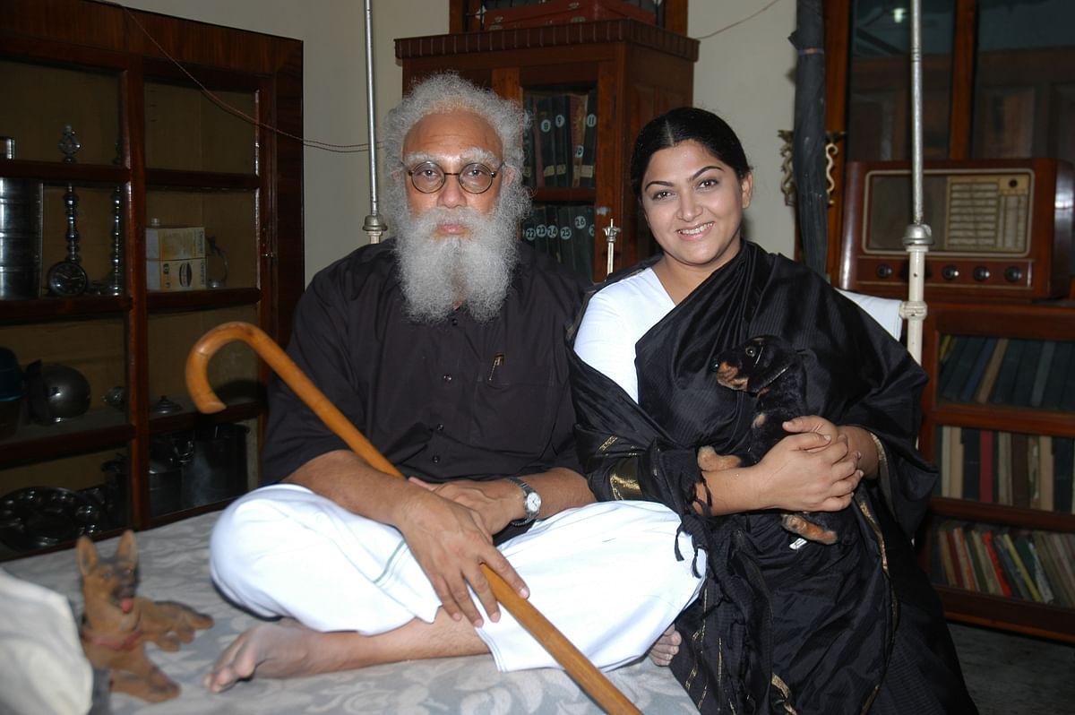 'பெரியார்' படத்தில் குஷ்பு