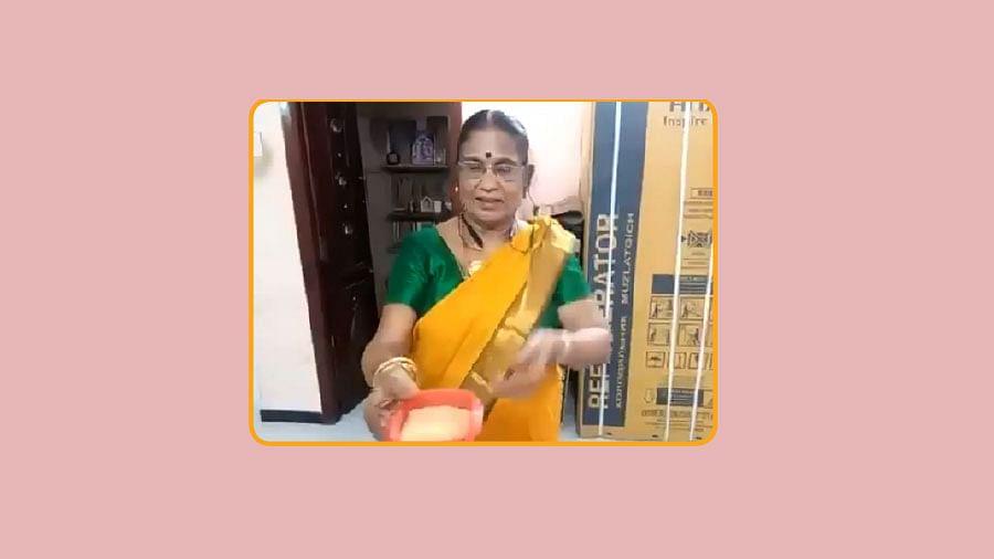 சரஸ்வதி ராமசாமி
