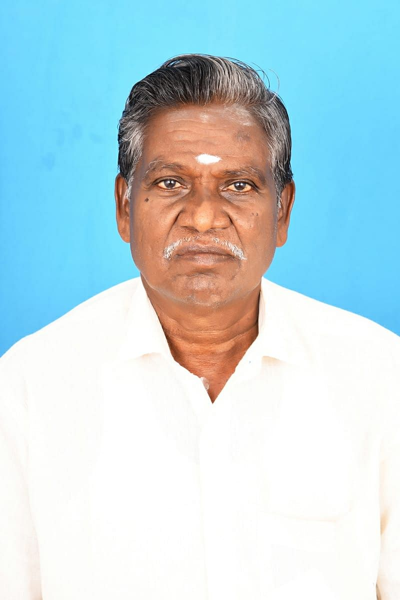 கந்தசாமி (ஊராட்சிமன்றத் தலைவர்)