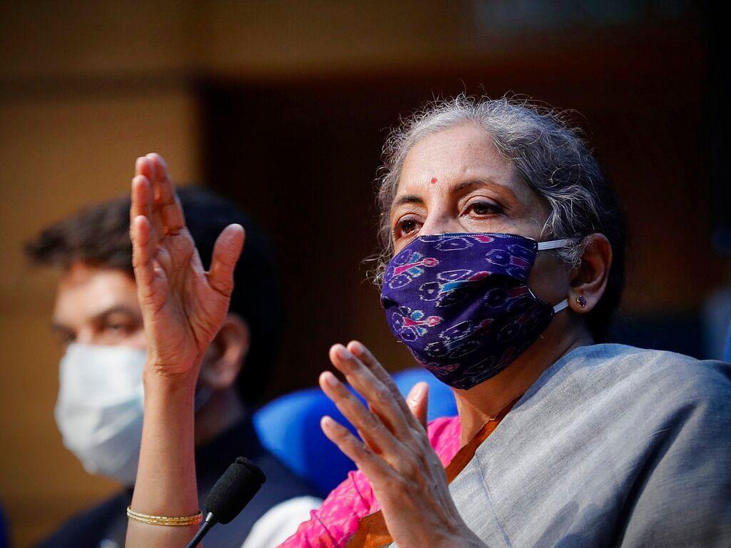 `100 ஆண்டுகளில் இந்தியா பார்த்திராத பட்ஜெட்!' - பட்ஜெட் 2020-21 குறித்து நிர்மலா சீதாராமன்