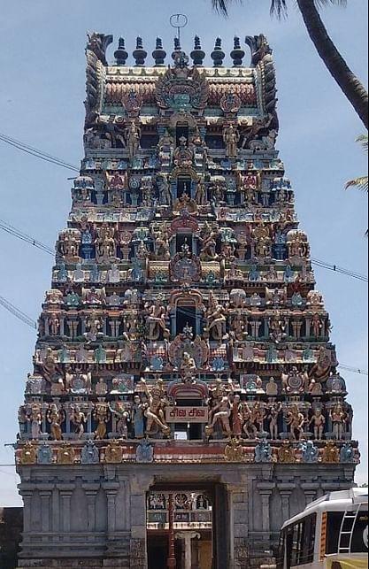 சிவலோகநாதசுவாமி திருக்கோயில்
