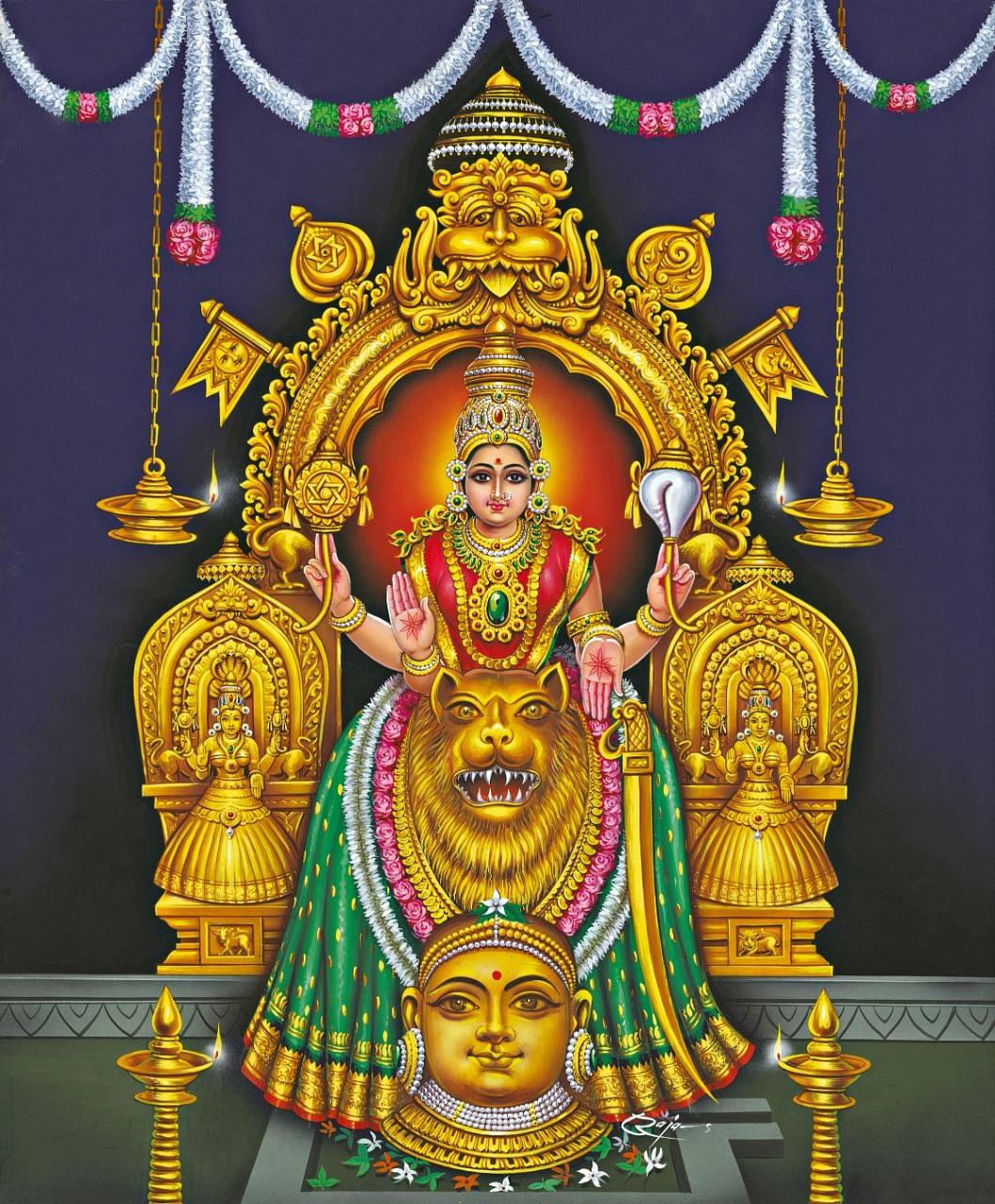 கொல்லூர் மூகாம்பிகை