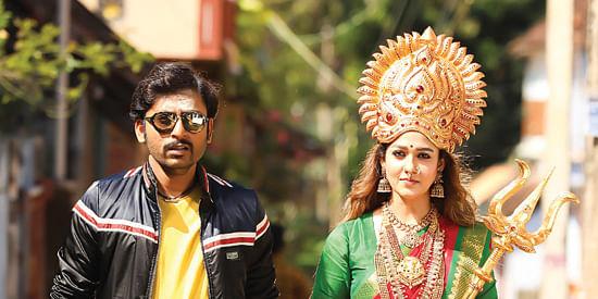 ஆர்ஜே பாலாஜி, நயன்தாரா