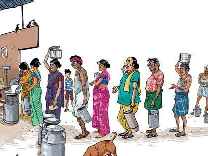 பாலில் பல லட்சங்கள் சம்பாதிக்கும் பெண்களும் சாக்லேட் செய்து சாதிக்கும் ஸ்விட்சர்லாந்தும்!