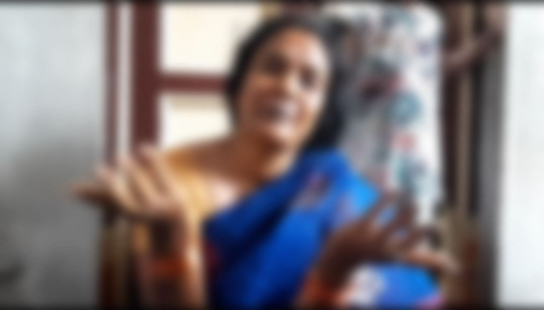 விஜயகுமாரின் மனைவி மதுமிதா