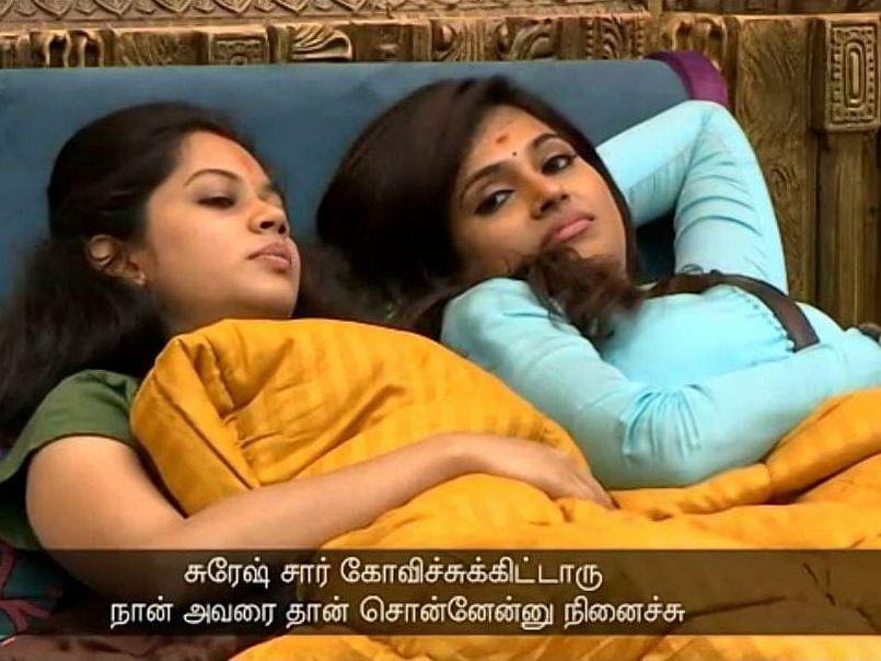 BIGG BOSS Season 4 TAMIL, Day 22 Highlights! Its Suresh vs Anitha Again!
