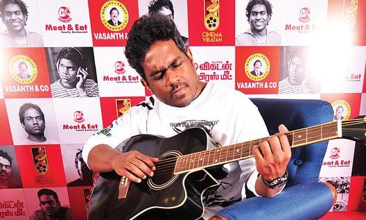 யுவன் ஷங்கர் ராஜா