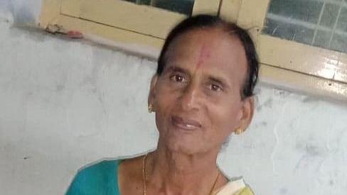 திருநங்கை சங்கீதா