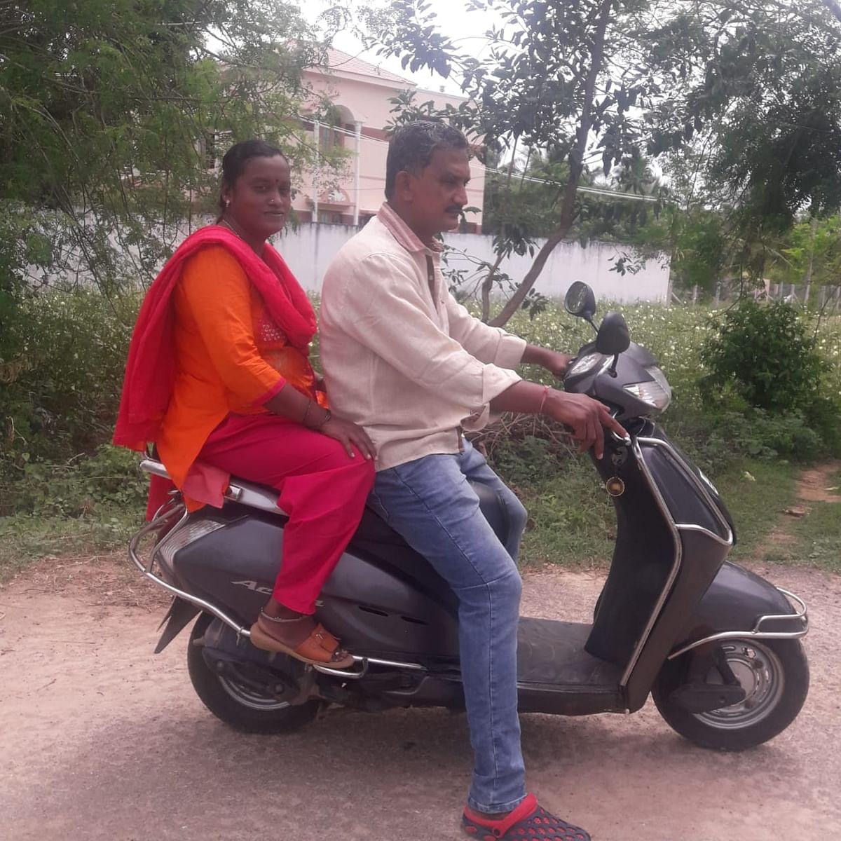 செல்வம் - சங்கீதா