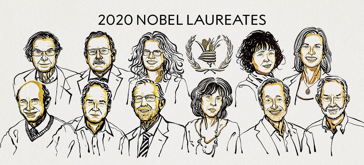 Nobel Laureates 2020