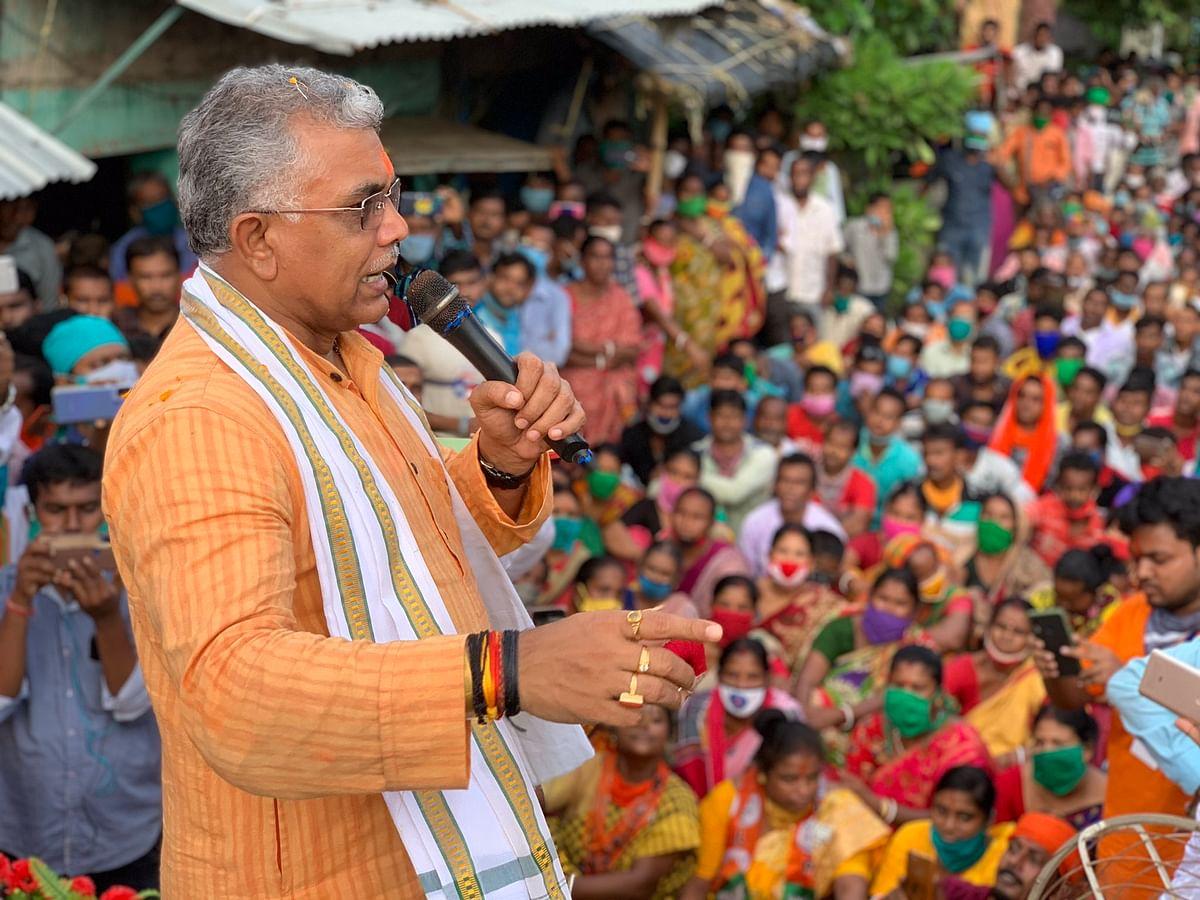 பா.ஜ.க தலைவர் திலீப் கோஷ்