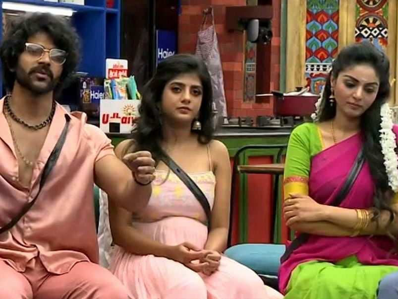 BIGG BOSS TAMIL 4: 20th day: Highlights | U-TURN BY HMS: BALAJI SAVED