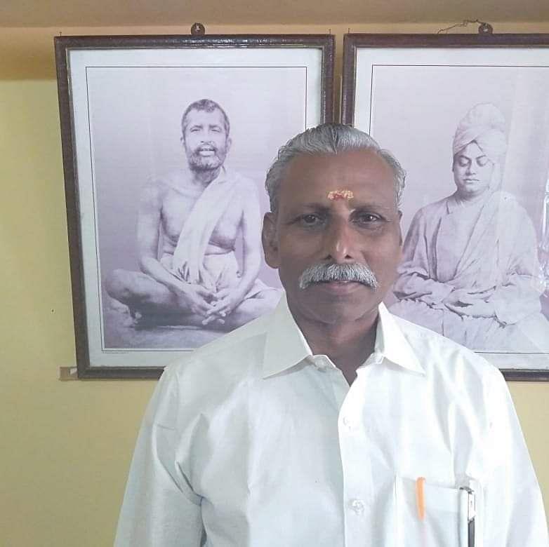 இந்துமுன்னணி குமரி மாவட்ட தலைவர் மிசா சோமன்