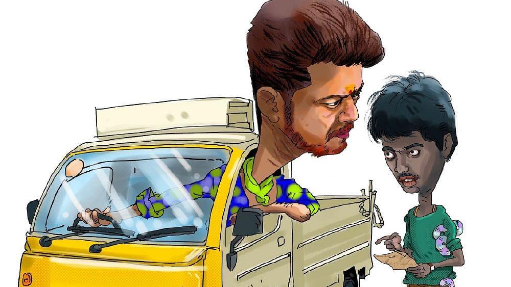 விஜய் - அட்லீ