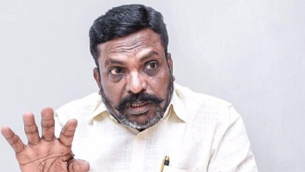 திருமாவளவன் எம்.பி