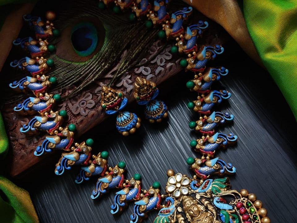 வீட்டிலிருந்தபடியே மாதம் ₹50,000 வருமானம்... `டெரகோட்டா ஜுவல்லரி மேக்கிங்' பயிற்சி!