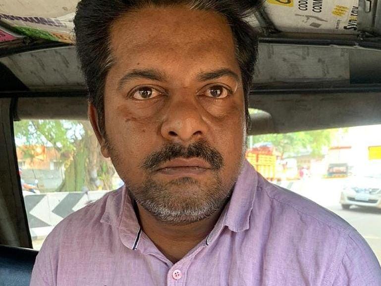 `செம்மரக் கடத்தல் மன்னன் டு ஜவுளி வியாபாரி!' - கோவையில் சிக்கிய பாஷா பாய்